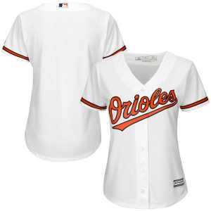 Baltimore Orioles Majestic Women's Cool Base Jersey