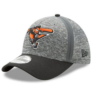 Baltimore Orioles New Era Clubhouse 39THIRTY Flex Hat