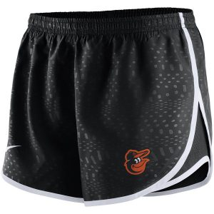 Baltimore Orioles Nike Women's Dri-FIT Modern Tempo Short