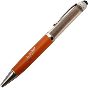 Baltimore Orioles Steiner Sports Executive Pen with Game-Used Dirt
