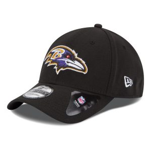 Baltimore Ravens New Era 39THIRTY Team Classic Flex Hat