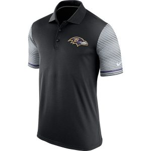 Baltimore Ravens Nike Early Season Performance Polo