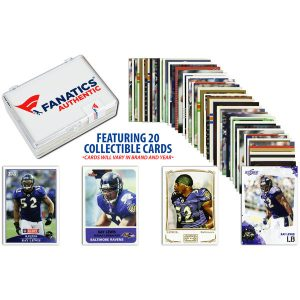 Baltimore Ravens Ray Lewis Collectible 20 Card Lot