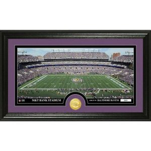 Baltimore Ravens Stadium Panoramic Photomint
