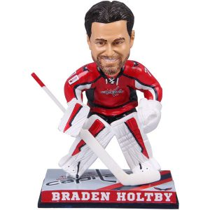 Braden Holtby Washington Capitals Goalie Bobblehead