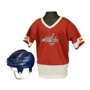 Franklin NHL Washington Capitals Uniform Set