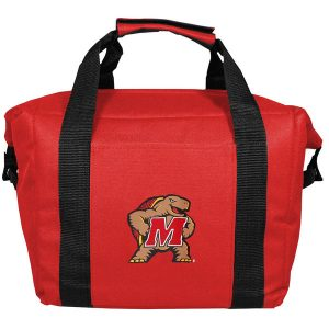Maryland Terrapins Logo Kooler Bag