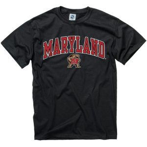 Maryland Terrapins Youth Black Perennial II T-Shirt
