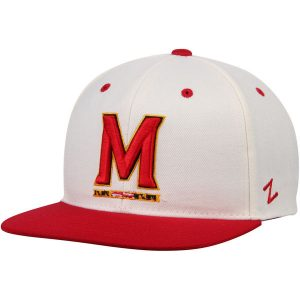 Maryland Terrapins Zephyr Z11 Adjustable Snapback Hat