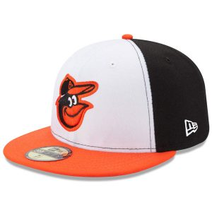 Men's Baltimore Orioles Home Authentic Collection On-Field 59FIFTY Fitted Hat