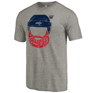 Men's Washington Capitals 2017 NHL Stanley Cup Playoff Tri-Blend T-Shirt