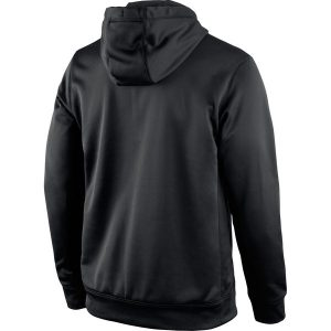 Nike Black Circuit Performance Pullover Hoodie