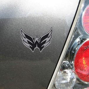 Washington Capitals Auto Emblem