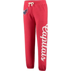Washington Capitals G-III 4Her by Carl Banks Women's Scrimmage Pants