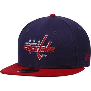 Washington Capitals New Era 2-Tone 59FIFTY Fitted Hat