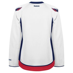 Washington Capitals Reebok Women's Premier Road Jersey