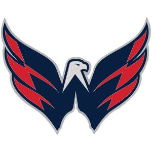Washington Capitals WinCraft Jewelry Carded Primary Logo Pin