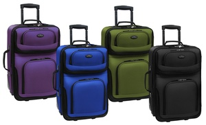 Awesome Carry On Luggage Sale… Only $26.99 until July 4th!!!!