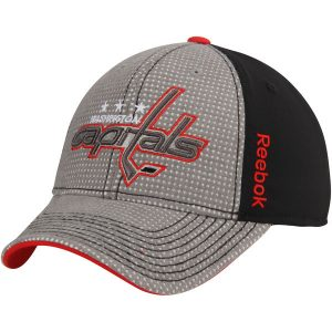 Men's Washington Capitals Reebok Center Ice Travel & Training Two-Tone Flex Hat