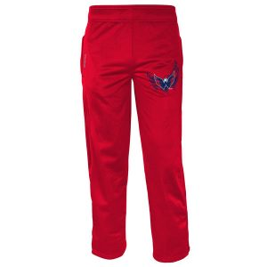 Reebok Washington Capitals Youth Center Ice Travel and Training Pants