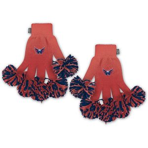 WinCraft Washington Capitals Spirit Fingerz Gloves