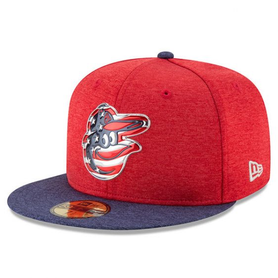New Era Stars & Stripes Hat like one O's wore this Holiday weekend!!