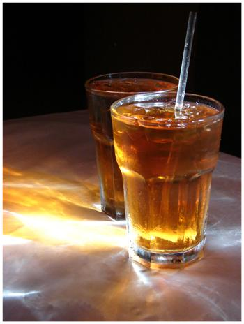 Drink of the week- Spiked Sweet Tea!