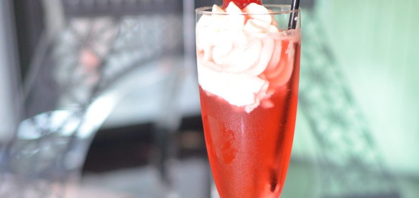 Drink of the Week! The French Kiss!!!