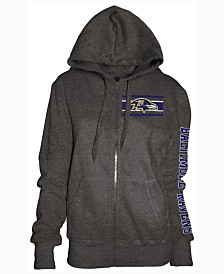 Women's Hoodie Sale…Only $20 (regular $60)!!! Baltimore Ravens Full Zip…