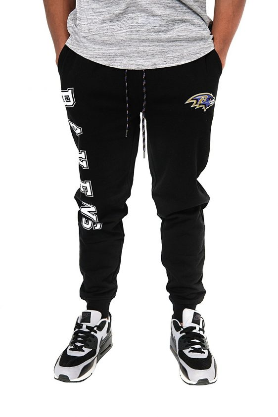 Get your NFL Men's Team Logo Active Basic Fleece Jogger Pants