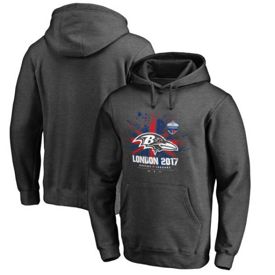 Baltimore Ravens 2017 NFL London Hoodie!!! Officially licensed.