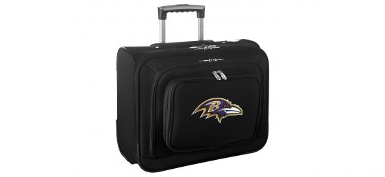Baltimore Ravens Mojo Overnight Bag